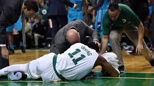 Kyrie injury