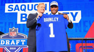 Barkley draft